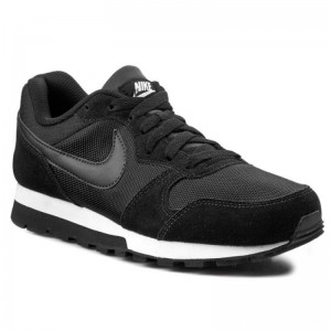 Black Friday 2020 - Nike Schuhe Md Runner 2 749869 001 Black/Black/White