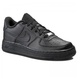 Black Friday 2020 - Nike Schuhe Air Force 1 (GS) 314192 009 Black/Black