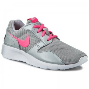Black Friday 2020 - Nike Schuhe Kaishi (Gs) 705492 006 Wolf Grey/Hyper Pink/White