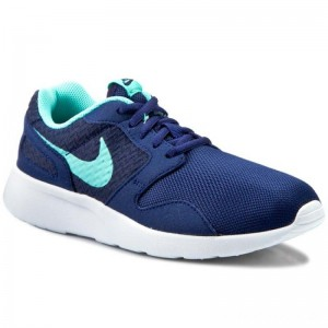 Nike Schuhe Kaishi 654845 431 Loyal Blue/Hyper Turq/White