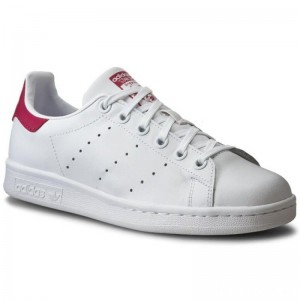 Black Friday 2020 - Adidas Schuhe Stan Smith J B32703 Ftwwht/Ftwwht/Bopink