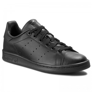 Black Friday 2020 - Adidas Schuhe Stan Smith M20327 Black1/Black1/Black1