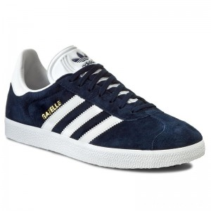 Black Friday 2020 - Adidas Schuhe Gazelle BB5478 Conavy/White/Goldmt