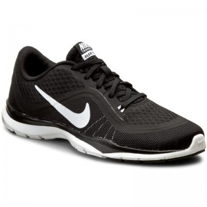 Black Friday 2020 - Nike Schuhe Flex Trainer 6 831217 001 Black/White