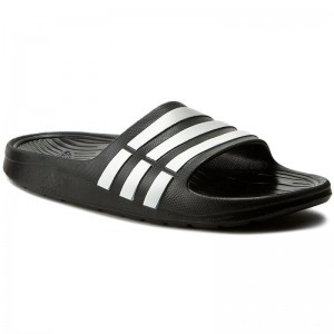 Black Friday 2020 - Adidas Pantoletten Duramo Slide K G06799 Black1/Runwht/Black1