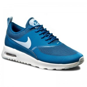 Black Friday 2020 - Nike Schuhe Air Max Thea 599409 410 Brigade Blue/Porpoise/White