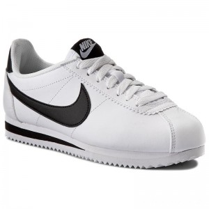 Black Friday 2020 - Nike Schuhe Classic Cortez Leather 807471 101 White/Black/White