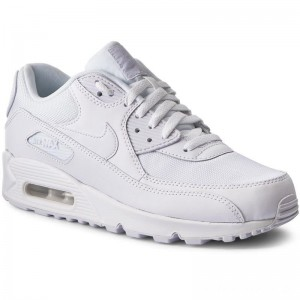 Black Friday 2020 - Nike Schuhe Air Max 90 Essential 537384 111 White/White/White/White