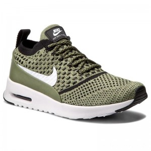 Black Friday 2020 - Nike Schuhe Air Max Thea Ultra Fk 881175 300 Palm Green/White/Black