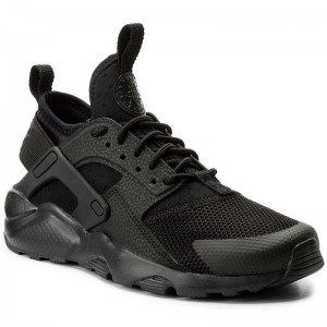 Black Friday 2020 - Nike Schuhe Air Huarache Run Ultra Gs 847569 004 Black/Black