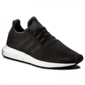Adidas Schuhe Swift Run CQ2114 Carbon/Cblack/Mgreyh