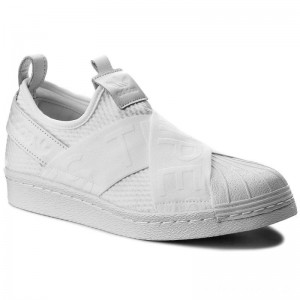 Black Friday 2020 - Adidas Schuhe Superstar SlipOn W CQ2381 Ftwwht/Ftwwht/Cblack