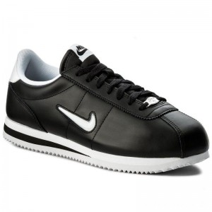 Nike Schuhe Cortez Basic Jewel 833238 002 Black/White
