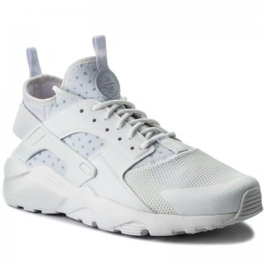 Nike Schuhe Air Huarache Run Ultra 819685 101 White/White/White