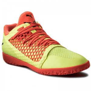 Puma Schuhe 365 NetFit Ct 104474 05 Yellow/Red/Black