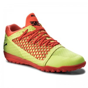 Black Friday 2020 - Puma Schuhe 365 NetFit St 104475 05 Yellow/Red/Black