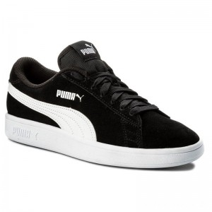 Puma Sneakers Smash v2 Sd Jr 365176 01 Black/Puma White