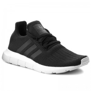 Black Friday 2020 - Adidas Schuhe Swift Run B37726 Cblack/Cblack/Ftwwht