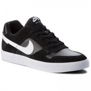 Nike Schuhe Sb Delta Force Vulc 942237 010 Black/White/Anthracite/White