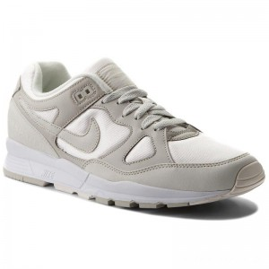 Nike Schuhe Air Span II AH8047 100 Summit White/Light Bone/White