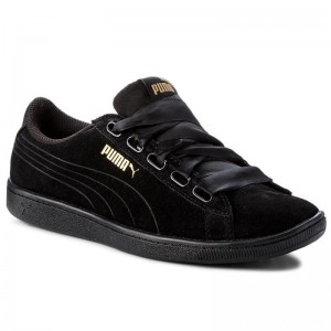 Black Friday 2020 - Puma Sneakers Vikky Ribbon S 366416 01 Black