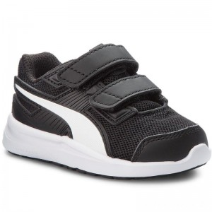 Black Friday 2020 - Puma Sneakers Escaper Mesh V Inf 190327 08 Black/White/Firecracker