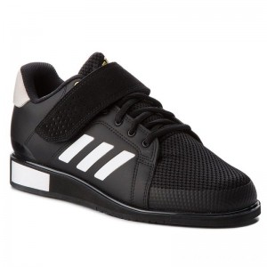 Adidas Schuhe Power Perfect III BB6363 Core Black/Ftwr White/Matte Gold