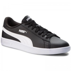 Black Friday 2020 - Puma Sneakers Smash V2 L 365215 04 Black/Puma White