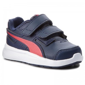 Puma Sneakers Escaper SL V Inf 190186 09 Peacoat/Ribbon Red