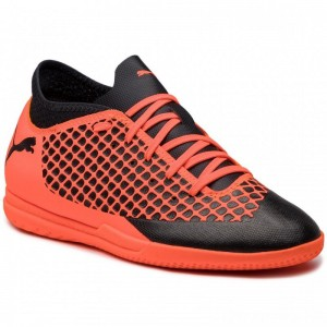 Black Friday 2020 - Puma Schuhe Future 2.4 It 104846 21 Black/Orange