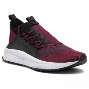 Black Friday 2020 - Puma Schuhe Tsugi Jun Baroque 366593 04 Fig/Shadow Purple/Puma Black