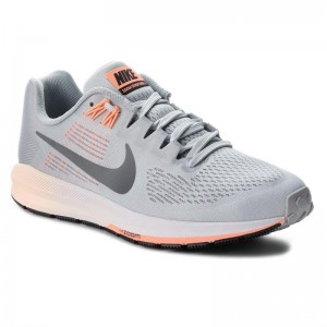 Black Friday 2020 - Nike Schuhe Air Zoom Structure 21 904701 008 Wolf Grey/Dark Grey