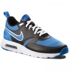 Nike Schuhe Air Max Vision 918230 012 Black/Signal Blue/White