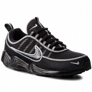 Nike Schuhe Air Zoom Spiridon '16 926955 008 Black/Wolf Grey