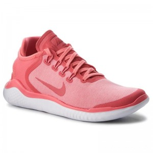 Black Friday 2020 - Nike Schuhe Free Rn 2018 Sun AH5208 800 Sea Coral/Tropical Pink