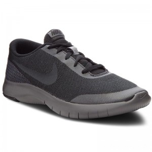 Nike Schuhe Flex Experience Rn 7 (GS) 943284 006 Black/Anthracite/Dark Grey