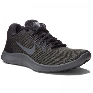Nike Schuhe Flex 2018 Rn AA7408 002 Black/Dark Grey/Anthracite