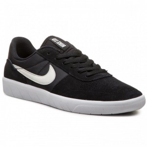 Nike Schuhe Sb Team Classic AH3360 003 Black/Light Bone/White