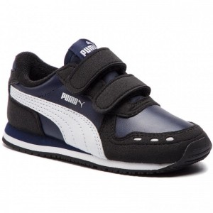 Black Friday 2020 - Puma Sneakers Cabana Racer Sl V Inf 351980 75 Peacoat/Puma Black