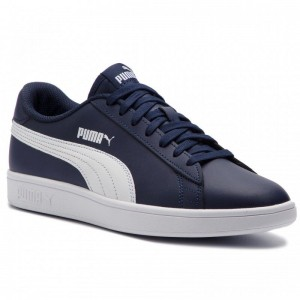 Black Friday 2020 - Puma Sneakers Smash V2 L 365215 05 Peacoat/Puma White