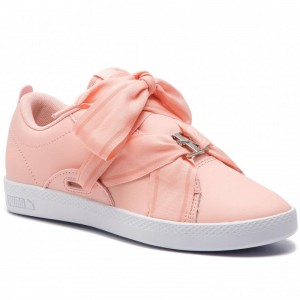 Black Friday 2020 - Puma Sneakers Smash Wns Buckle 368081 05 Peach Bud/Bright Peach