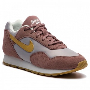 Black Friday 2020 - Nike Schuhe Outburst AO1069 201 Smokey Mauve/Wheat Gold