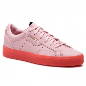 Adidas Schuhe Sleek W BD7475 Diva/Diva/Red