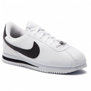 Black Friday 2020 - Nike Schuhe Cortez Basic Sl (GS) 904764 102 White/Black