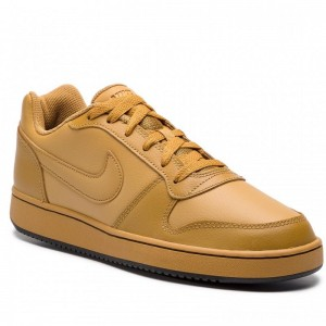 Nike Schuhe Ebernon Low AQ1775 700 Wheat/Wheat Black