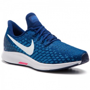 Nike Schuhe Air Zoom Pegasus 35 942851 404 Indigo Force/White/Photo Blue