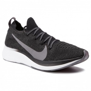 Black Friday 2020 - Nike Schuhe Zoom Fly Fk AR4561 001 Black/Gunsmoke/White