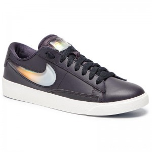 Black Friday 2020 - Nike Schuhe Blazer Low Lx AV9371 002 Oil Grey/Bright Crimson