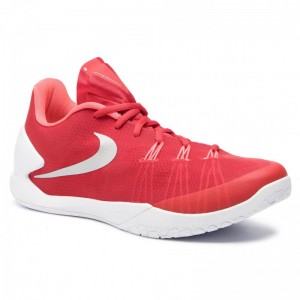 Black Friday 2020 - Nike Schuhe Hyperchase Tb 749554 601 Unvrsty Rd/Mtllc Slvr/White Br