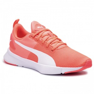Puma Sneakers Flyer Runner 192257 15 Pink Alert/Puma White